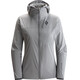 """Black Diamond W's Alpine Start Hoody Jacket Nickel"""